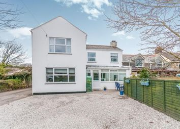 Thumbnail 3 bedroom end terrace house for sale in Rosudgeon, Penzance, Cornwall