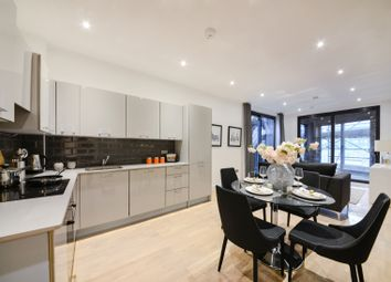 Thumbnail 2 bedroom flat for sale in Milner Road, South Wimbledon