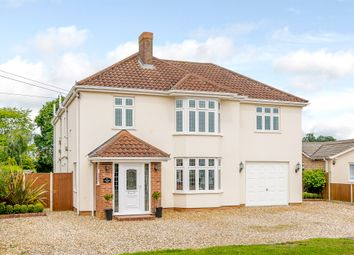 Thumbnail 6 bed detached house for sale in Monkhams Drive, Watton, Thetford