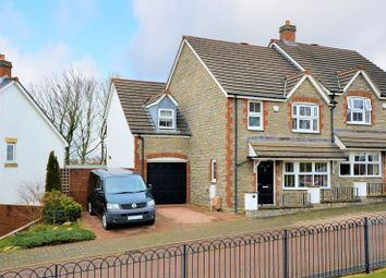 Thumbnail 4 bed semi-detached house for sale in Pentillie View, Bere Alston, Yelverton