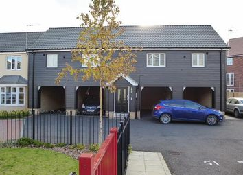 Thumbnail 1 bedroom flat to rent in Russell Close, King's Lynn