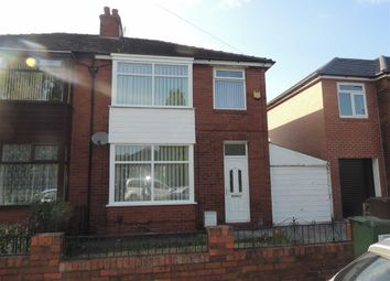 Thumbnail 3 bed semi-detached house for sale in Vaudrey Lane, Denton, Manchester