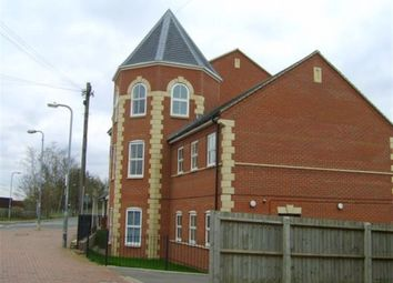 Thumbnail 2 bed flat to rent in The Towers, Station Road, Desborough, Northants, Kettering