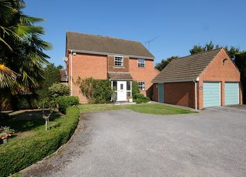 Thumbnail 4 bed detached house for sale in Main Road, Marchwood