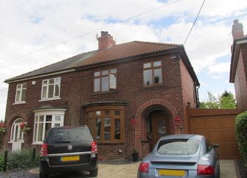 Thumbnail 3 bedroom semi-detached house for sale in Park Street, Winterton