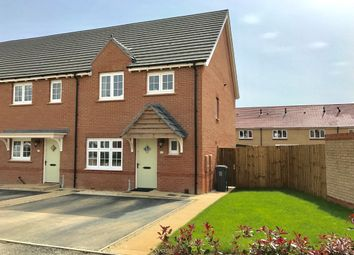 Thumbnail 3 bed town house for sale in Farnley Road, Hamilton, Leicester