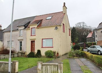 Thumbnail 3 bed semi-detached house for sale in 6 Bayview Terrace, Kirkcolm