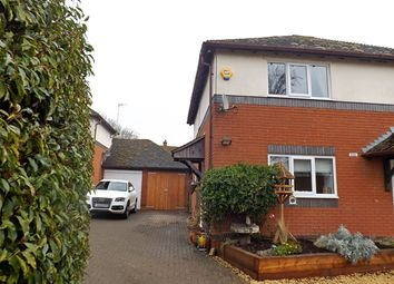 Thumbnail 2 bed semi-detached house for sale in Park Hall Mews, Salford Priors, Evesham