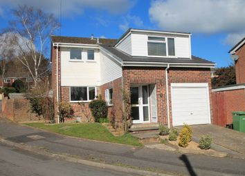 Thumbnail 4 bed detached house to rent in Porteous Crescent, Chandler's Ford