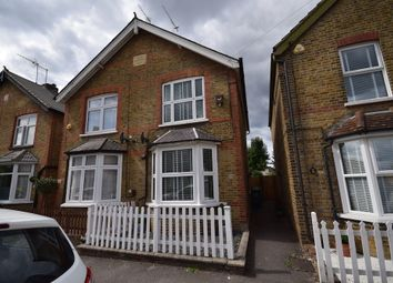Thumbnail 2 bed semi-detached house for sale in Chestnut Grove, Staines