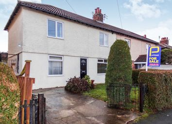 Thumbnail 3 bed semi-detached house for sale in Lindisfarne Road, Alnwick