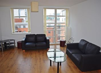2 bed flat to rent in The Quadrangle, Lower Ormand Street, Manchester M1