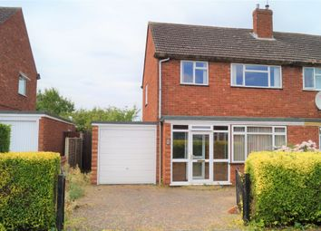 Thumbnail 3 bed semi-detached house for sale in Birchfield Close, Worcester