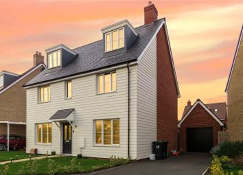 Thumbnail 5 bed detached house for sale in Thames Bank, Biggleswade, Bedfordshire