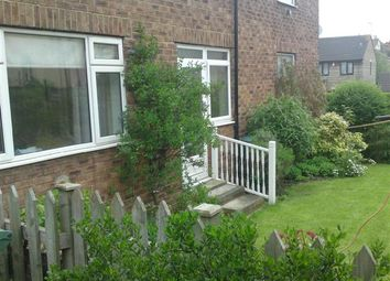 Thumbnail 2 bed flat to rent in The Poplars, Valley Road, Pudsey