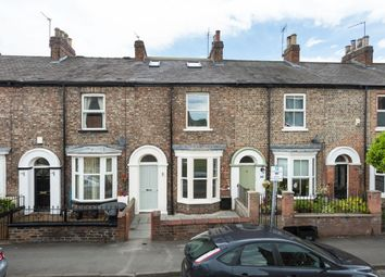 Thumbnail 4 bed terraced house for sale in Nunthorpe Road, Off Scarcroft Road, York