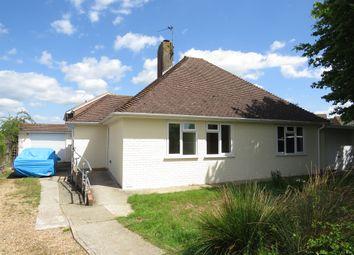 Thumbnail 4 bed detached bungalow for sale in The Lowlands, Hailsham