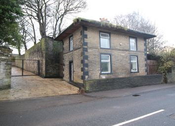 Thumbnail 3 bed detached house for sale in Ovenden Road, Halifax, West Yorkshire