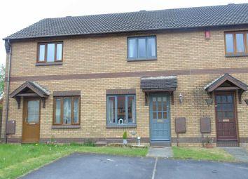 Thumbnail 2 bed terraced house for sale in Ffordd Scott, Birchgrove, Swansea