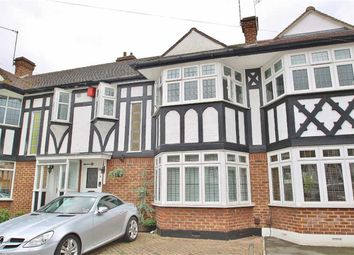 Thumbnail 3 bed end terrace house to rent in Cranmer Close, Morden