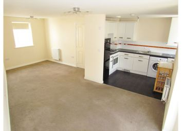 Thumbnail 2 bed flat for sale in Boundary Place, Plymouth