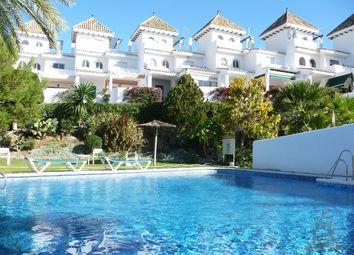 Thumbnail 3 bed town house for sale in Urb. Jardines De La Duquesa, Manilva, Málaga, Andalusia, Spain