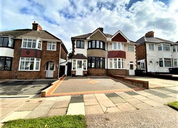 Thumbnail 3 bed semi-detached house for sale in Elmcroft Road, Yardley, Birmingham