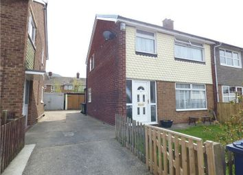 Thumbnail 3 bed semi-detached house for sale in Hutton Road, Eston, Middlesbrough