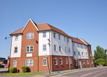 Thumbnail 1 bed flat to rent in Silkweaver Heights, William Hunter Way, Brentwood