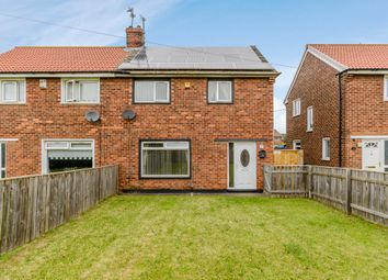 Thumbnail 3 bedroom semi-detached house for sale in Cheadle Walk, Middlesbrough