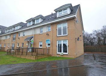 Thumbnail 1 bed flat for sale in Eden Court, Glenmavis, Airdrie