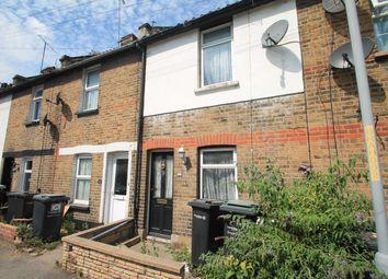 Thumbnail 2 bed terraced house for sale in Railway Street, Northfleet, Gravesend