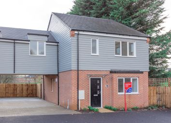 4 bed end terrace house for sale in Castle View, Brook Street East, Wellingborough NN8