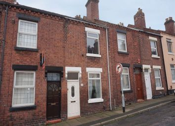 Thumbnail 2 bed terraced house for sale in Lewis Street, Stoke-On-Trent, Staffordshire