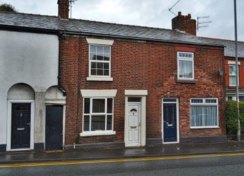 Thumbnail 2 bed terraced house for sale in West Road, Congleton