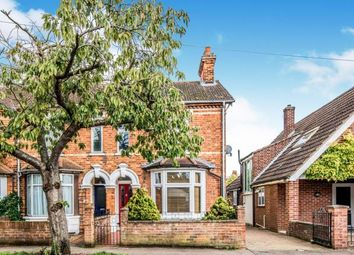 Thumbnail 3 bed end terrace house for sale in Queen Alexandra Road, Bedford, Bedfordshire