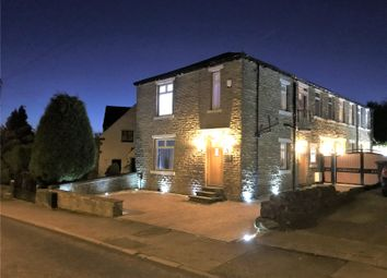 Thumbnail 4 bed detached house for sale in Sandstone Hall, Woodhall Road, Calverley, Pudsey, West Yorkshire
