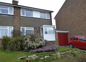 Thumbnail 3 bed property to rent in The Fairway, St Leonards On Sea