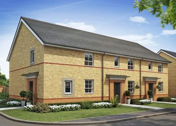 "Thumbnail 3 bed end terrace house for sale in ""Folkestone"" at Texan Close, Warton, Preston"