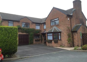 Thumbnail 5 bed detached house to rent in The Gables, Eccleston Park, Prescot