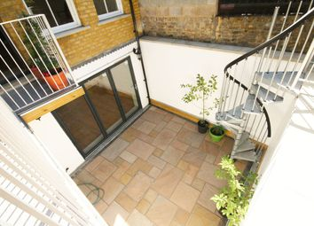 Thumbnail 2 bed flat to rent in Median Road, London