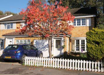 Thumbnail 4 bed semi-detached house for sale in Saltram Road, Farnborough
