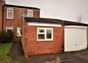 Thumbnail 3 bed end terrace house for sale in Quantock Close, Rubery, Rednal, Birmingham