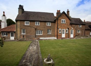 Thumbnail 4 bed detached house for sale in Chislehurst Road, Bickley, Bromley