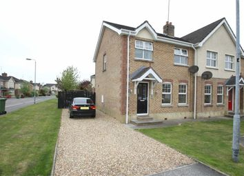 Thumbnail 3 bed town house for sale in Woodvale, Dromara, Dromore