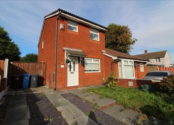 Thumbnail 2 bed semi-detached house to rent in Elstead Road, Kirkby, Liverpool