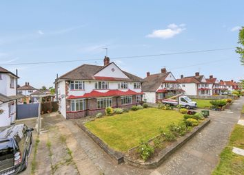 Thumbnail 5 bed terraced house for sale in Willersley Avenue, Sidcup
