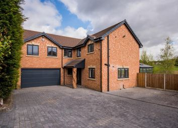 Thumbnail 5 bedroom detached house for sale in Drywood Avenue, Worsley, Manchester