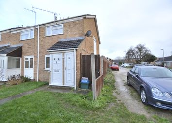 Thumbnail 2 bed end terrace house for sale in Darell Close, Quedgeley, Gloucester