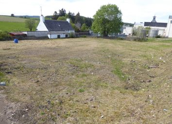 Thumbnail Land for sale in Spey Road, Craigellachie